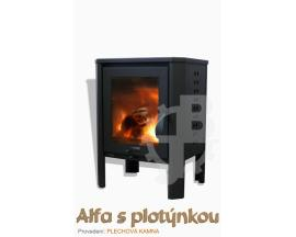 ALFA s plotýnkou